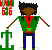 NUMBUH 535 by Flame-dragon