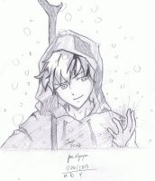 Jack Frost ~ Rise of the Guardians by OwnedSwiftStars14