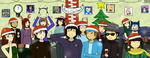 Twitter Friends Christmas 2015 by Kito-42