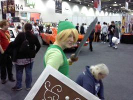 link cosplay by myistic