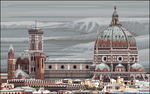 winter in florence by archipics