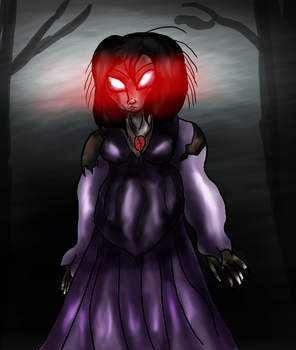 Death Girl(Revived and Remastered) by Pokechan13