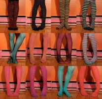The Socks Project by Cosmiksquirel