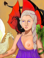 Mother Of Dragons6 by Impsgramma