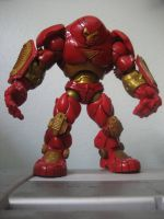 Hulk Buster Iron Man by anaheim-420