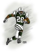 Curtis Martin by Green-Jet