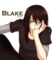 [Request] OC Blake for siphine by AnimexL0ver17