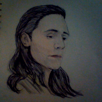 Loki for LittleBlueBirdLost by ConsultingTimeLord96