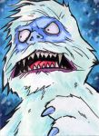 Abominable Snow Monster of the North by bphudson