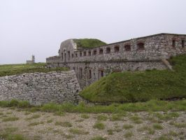 Fort Giaura (2253m) 2 by FraterSINISTER