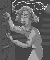 Young Frankenstein by Bleagh