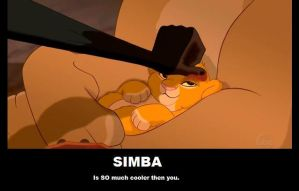 Simba Motivational by SuperVocaloidfan4eva