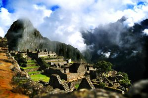 Machu Picchu - Peru HDR by impulsives