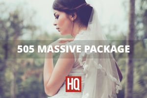 505 Massive Package by linspace