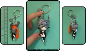 Midna Keychain by Nko-ennekappao