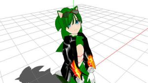 Even More MMD Madness-Pouty Face by CremePuffMarshmallow