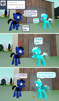 Ask True Blue tumblr 247 by Out-Buck-Pony