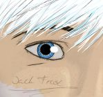 Jack Frost Eye by Nothing4Free
