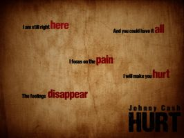 Johnny Cash - Hurt by hussainadil