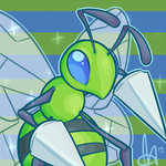 Day 1: Favorite Bug by Skippyrip