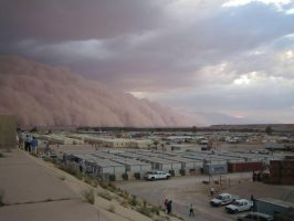 sandstorm by neuchmarie