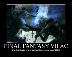 FFVII Motivational by cloudycloud97