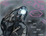 We Are More Than Our Shells... by ashtrails