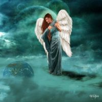 Angel Keep by Wildfire2003