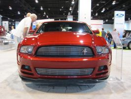 2013 Ford Mustang by eon-krate32