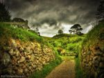 Hobbiton by schelly