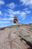 Lindesnes lighthouse by MBKKR