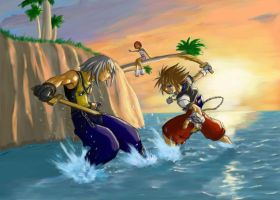 KH - Sunset Beach - final by gts
