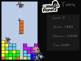 LBP - Tetris by Morkybabes