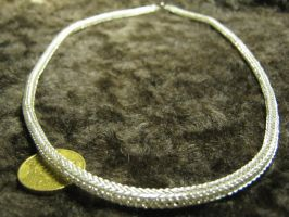 Viking Age necklace by Heidenwerk