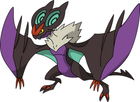 715 Noivern by PkLucario