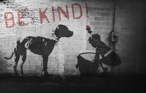 Be Kind by ElementOfOne1