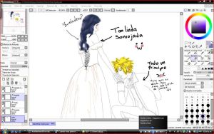 Wip NaruHina by Antifashion19