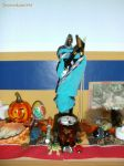 Samhain Altar part 2 Thoth by Sonnenkatze346