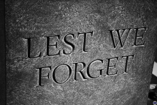 Lest We Forget by woodsy900