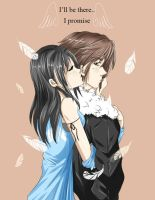 Squall x Rinoa - Final Fantasy VIII by Khaneety