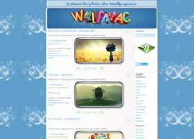 My Website Wallpamac.fr by oohTony