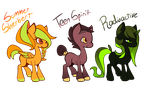 OPEN://Pay What You Want Ponies by Juvialle