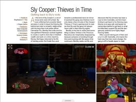 sly cooper thieves in time info by FCC93