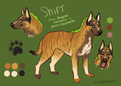 Shift .:ref by Bonz847