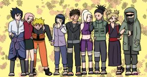 Naruto- Spread the Love by witchofoz93