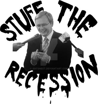 stuff the recession by antsnest