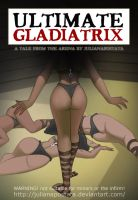 Ultimate Gladiatrix: Cover by julianapostata