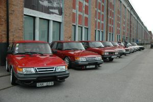 saabs by Flodin