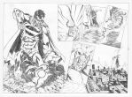 [SAMPLE] SUPERMAN #20 - page 10-11 by FabsBohrer