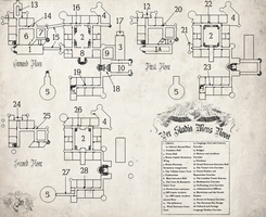 BL Academy Map by Iam4ever